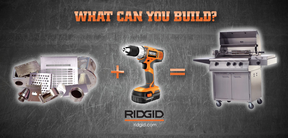 Ridgid Billboard Ad 1