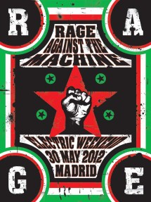RATM Poster