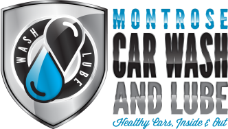Montrose Car Wash and Lube Logo