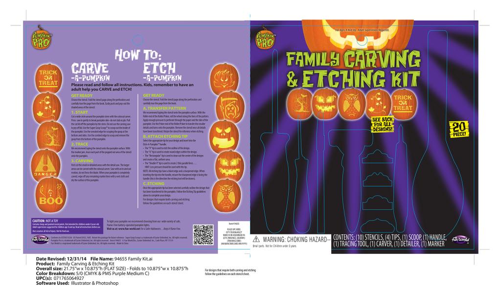 Pumpkin Carving Mechanical
