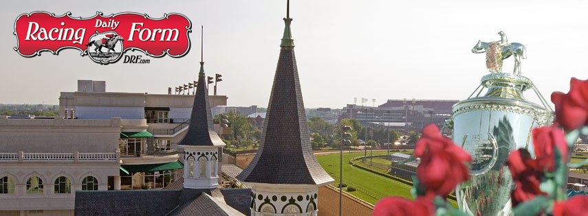 DRF Kentucky Derby Facebook Cover