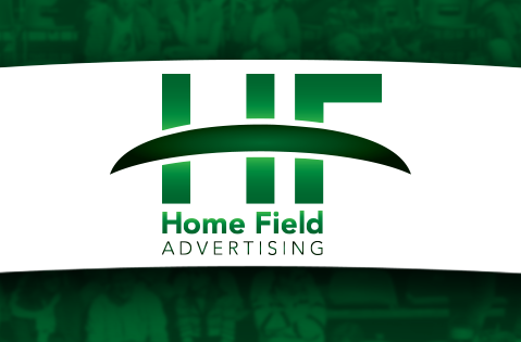 Home Field Advertising Logo Stacked